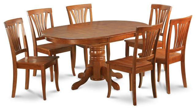 Elegant oval wood dining tables neurostis. wood oval dining table