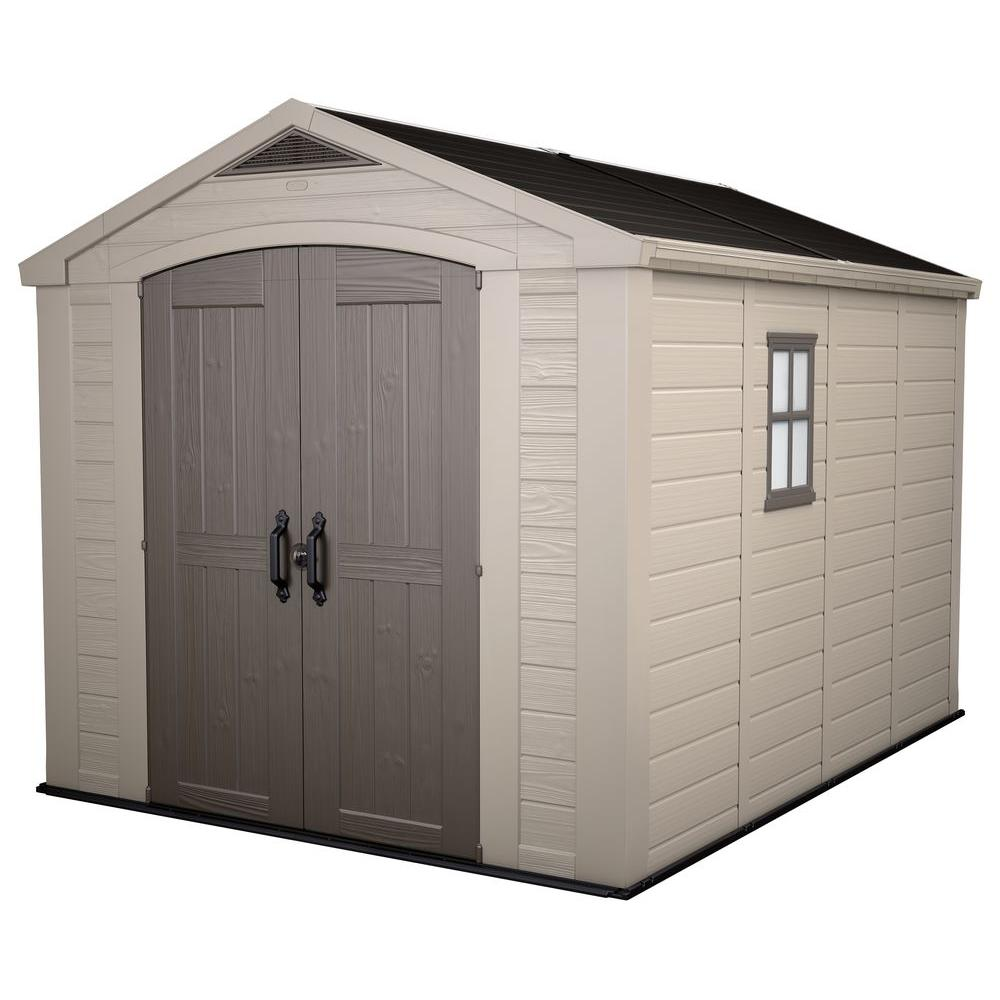 Elegant Plastic Outdoor Storage Shed plastic outdoor storage sheds