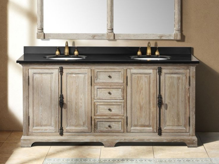 Elegant Vessel Sinks Bathroom Ideas Image Of Bathroom Vanity For Vessel Pertaining 72 double sink vanity