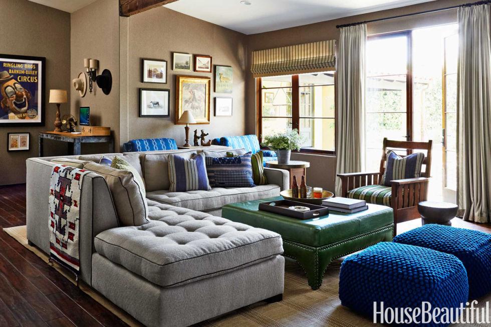 Amazing 60+ Family Room Design Ideas - Decorating Tips for Family Rooms family room decorating ideas