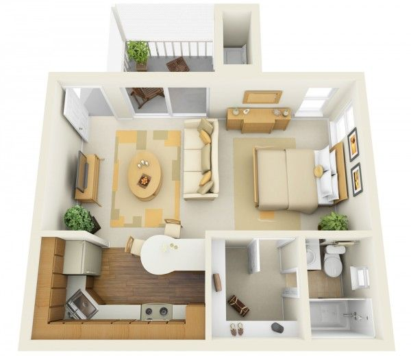 Popular 11 Ways To Divide A Studio Apartment Into Multiple Rooms furniture for small studio apartment