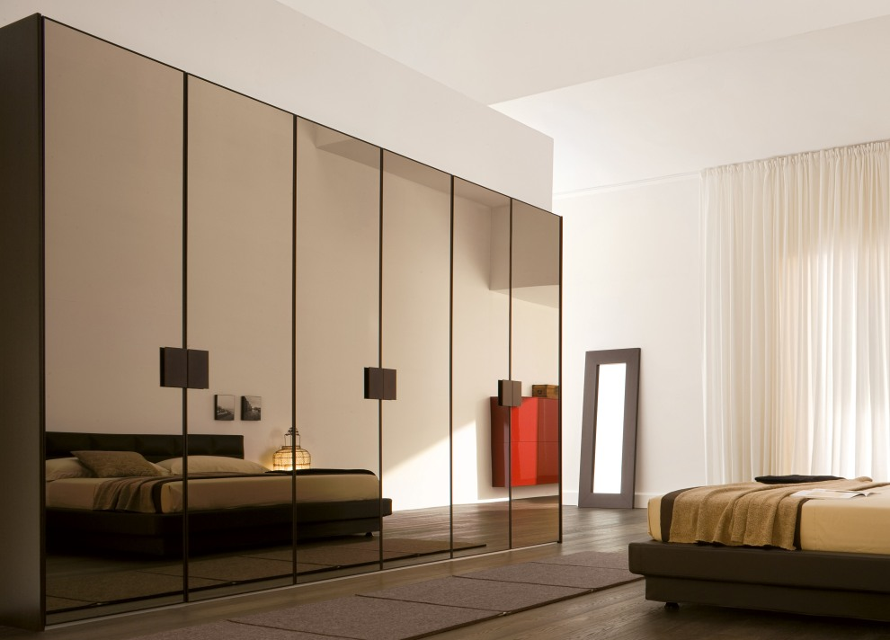 Cute 35 Modern Wardrobe Furniture Designs glass wardrobe designs for bedroom