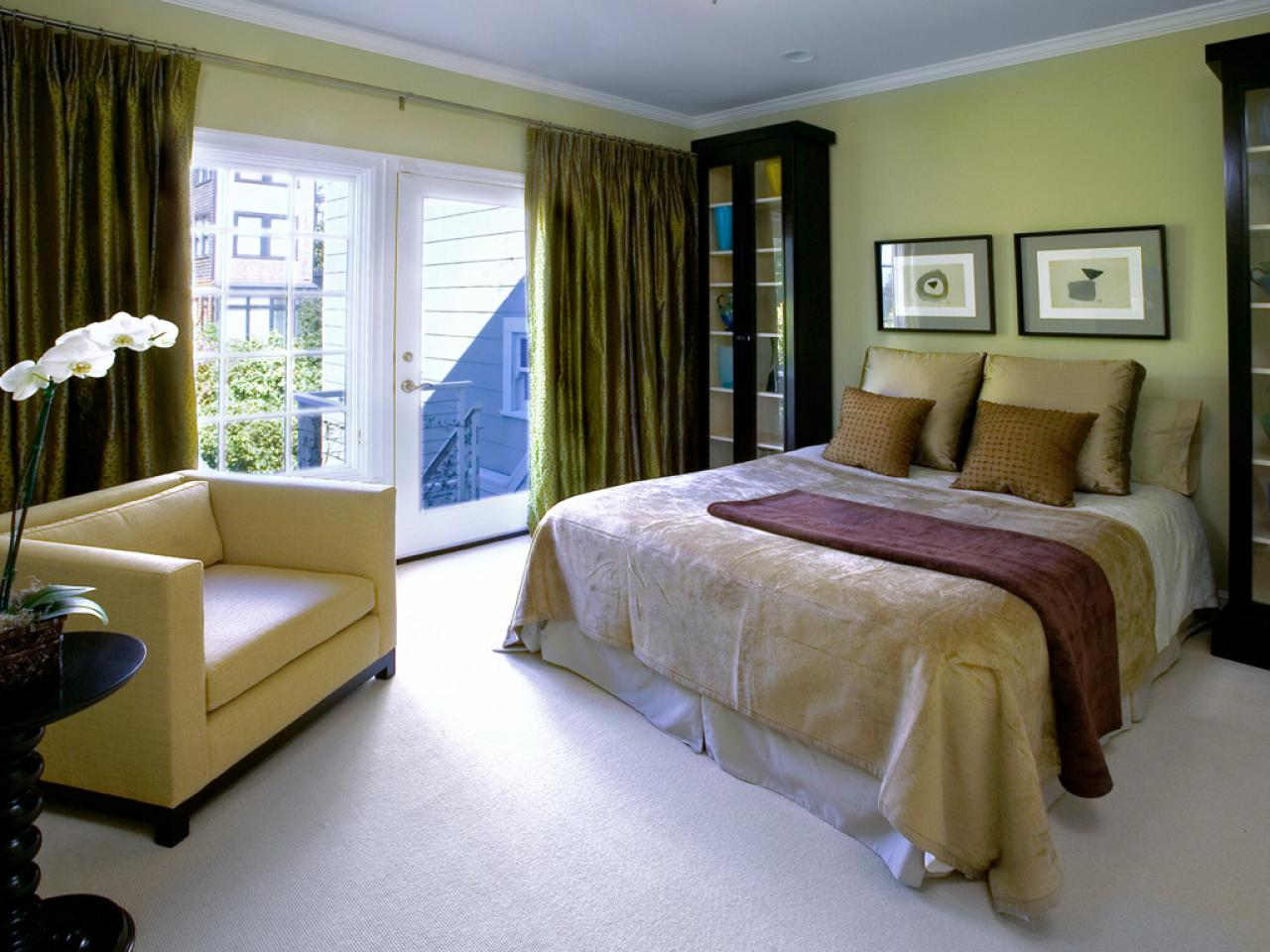 Chic Neutral Colors in a Nursery good color schemes for bedrooms