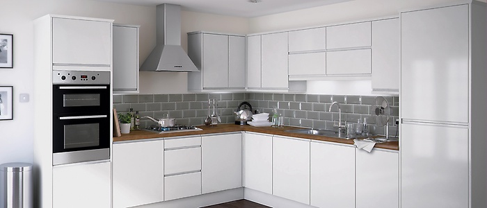 Images of This kitchen will suit everyones taste, with itsu0027 classic style and warm homebase kitchen units