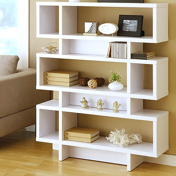 Ideas of 25 Modern Shelves to Keep You Organized in Style modern bookshelf design