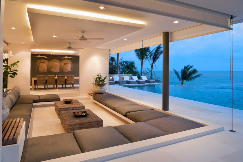 Ideas of 47 Beautiful Modern Living Room Ideas (in Pictures) modern large living room designs