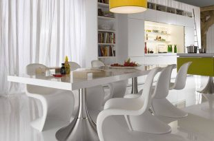 Ideas of Alvarado Upholstered Dining Side Chair Set Of 2 High Class Glass In Modern contemporary white dining room sets