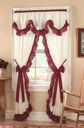 Ideas of Image detail for -Priscilla Curtains priscilla kitchen curtains