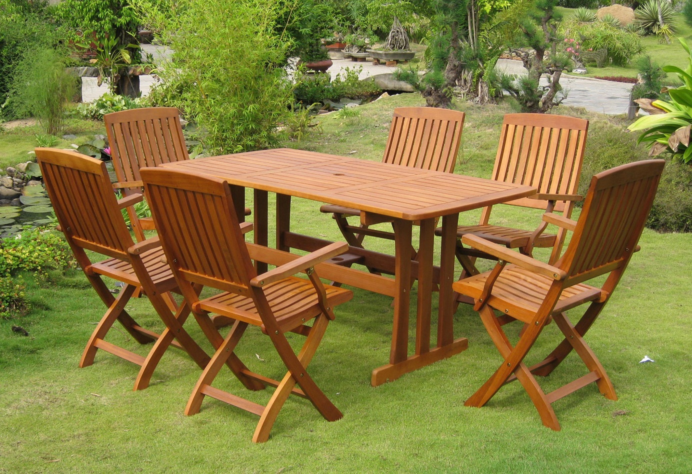 Ideas of Wooden Patio Furniture wooden outdoor furniture