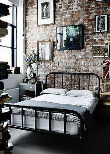Images of 10 Vintage Homes That Will Make You Want To Be a Time vintage industrial home decor
