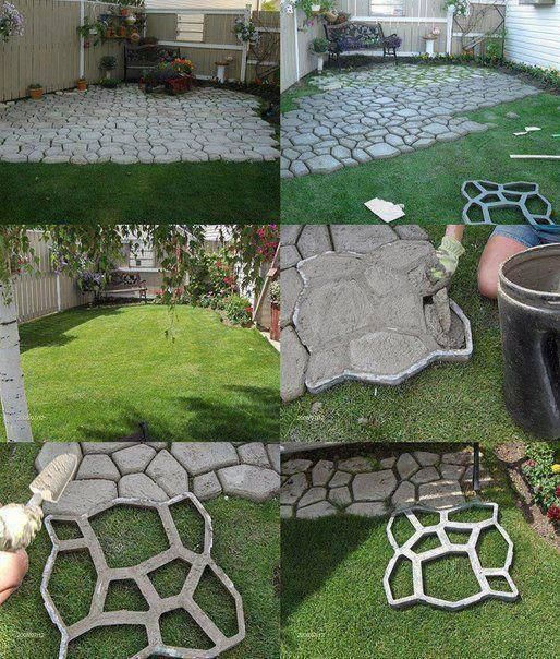 Images of Crafty finds for your inspiration! No.5. Outdoor IdeasBackyard ... backyard ideas on a budget patios