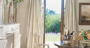 Images of French country porch french country curtains
