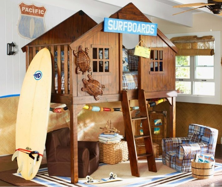 Images of I wish:) 35 Cool Kids Loft Beds | Kidsomania cool childrens bedrooms