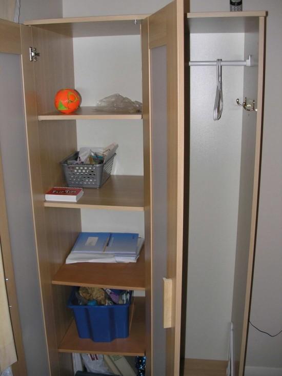 Images of ikea hacker aneboda door closed ikea hacker aneboda door open ikea aneboda wardrobe extra shelf