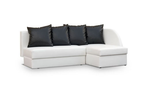 Images of Leather Corner Sofa Beds white leather corner sofa