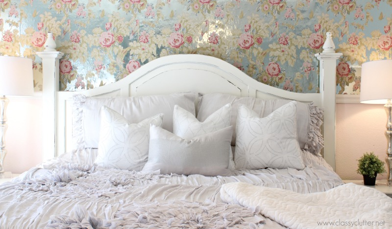 Images of Master Bedroom Pillows shabby chic master bedroom