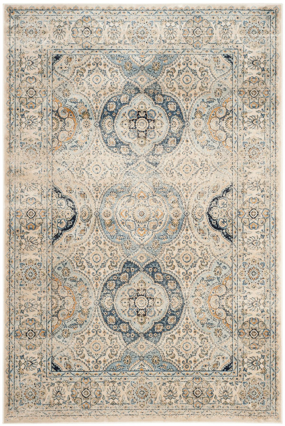 Images of Rug PGV611C - Persian Garden Vintage Area Rugs by vintage area rugs