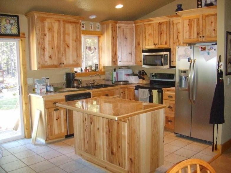Images of Rustic Hickory Maple Kitchen Cabinets Gallery Ideas, Rustic Hickory Maple Kitchen rustic hickory kitchen cabinets