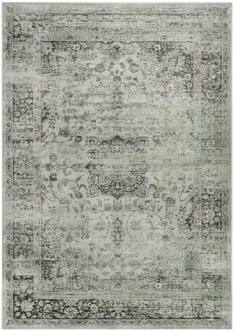 Images of Safavieh Vintage VTG113-2111 Spruce / Ivory Area Rug vintage area rugs