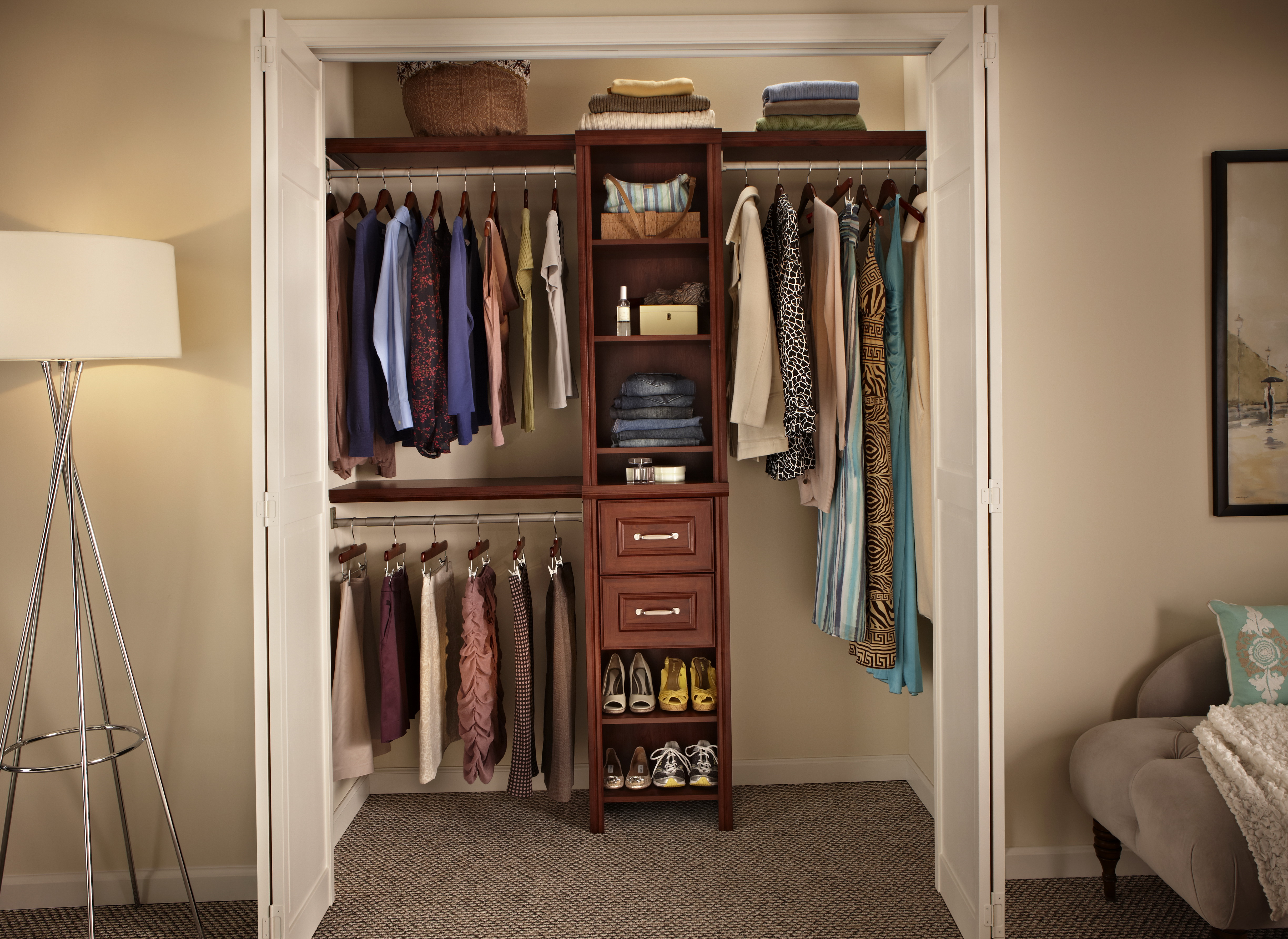 Images of Walk In Closets Designs For Small Spaces walk in closets designs for small spaces