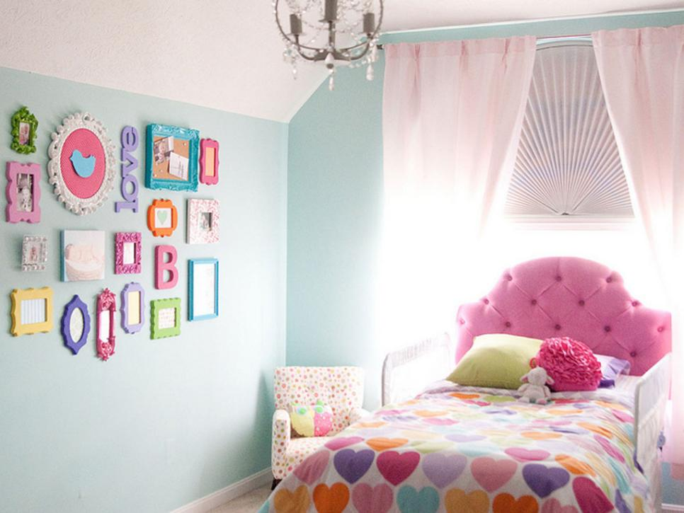 Unique Affordable Kidsu0027 Room Decorating Ideas | HGTV kids room decorating ideas on a budget