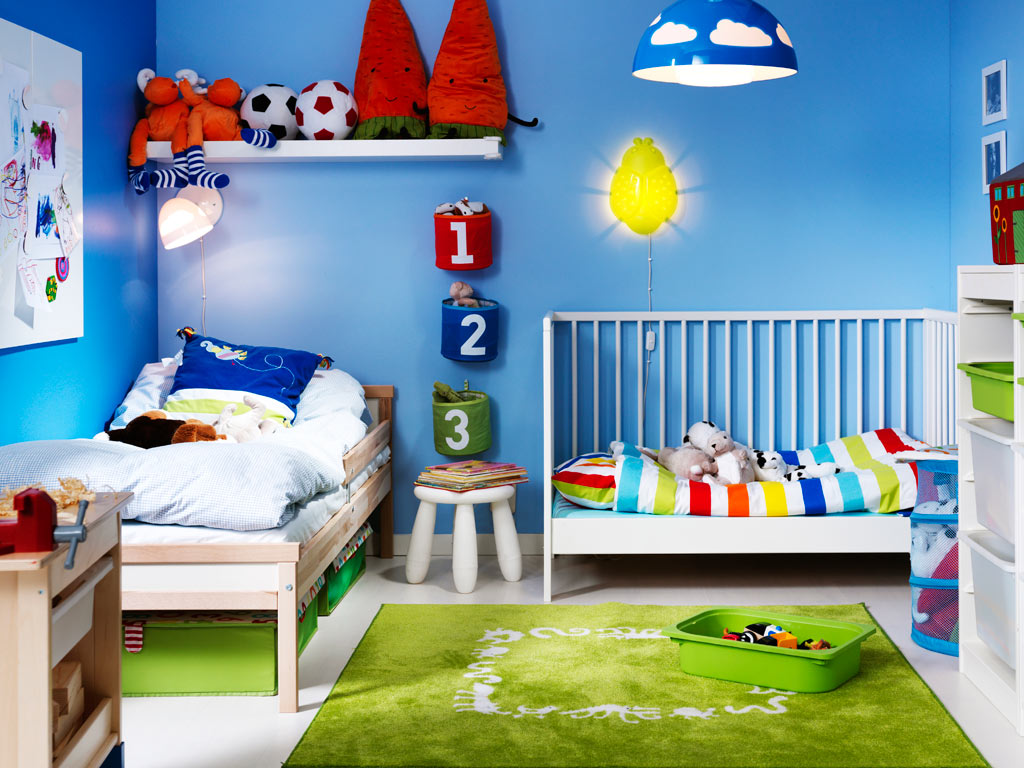 Popular Free Ebook: Get Inspired With These 100 Kids Bedroom Ideas kids room ideas for boys