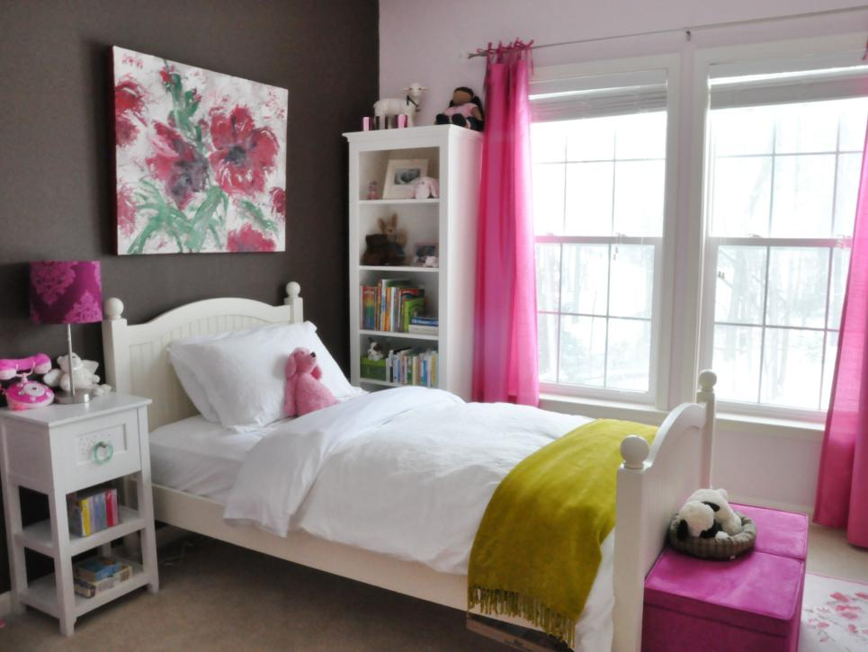 Amazing Kids Bedroom Ideas | HGTV kids room ideas for girls