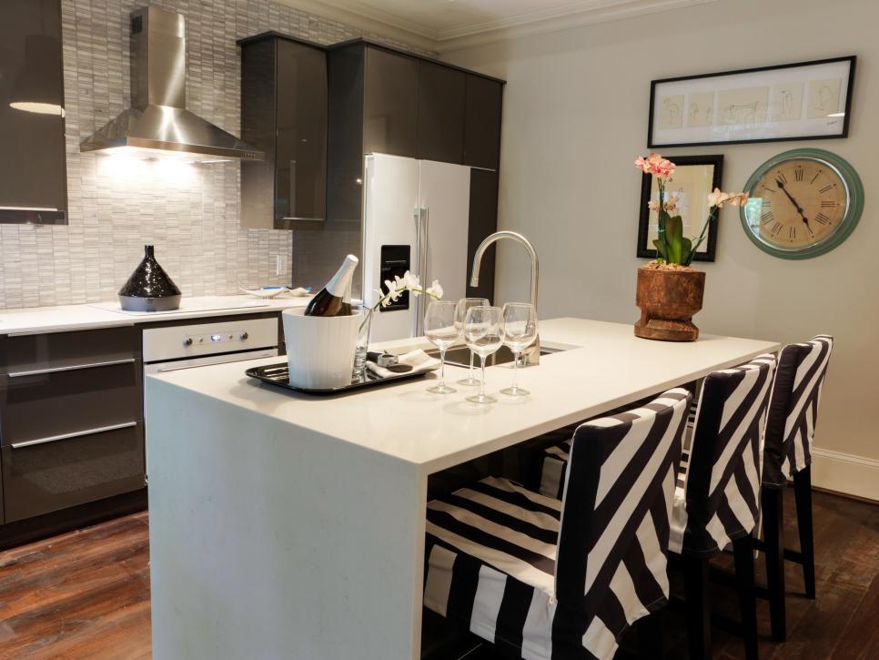 Elegant Beautiful Pictures of Kitchen Islands: HGTVu0027s Favorite Design Ideas | HGTV kitchen designs with island