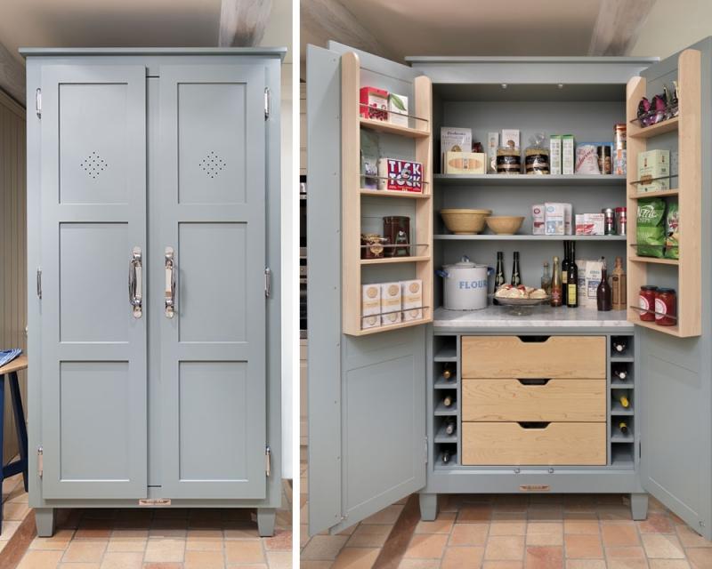 Stunning Updating a Pine Wardrobe. Free Standing Kitchen CabinetsKitchen Pantry  CabinetsStorage ... kitchen storage cabinets free standing
