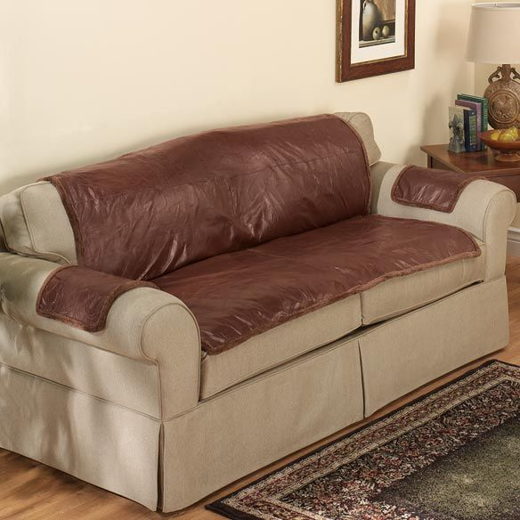 leather couch covers slipcover leather sofa sure fit stretch leather 2 30315