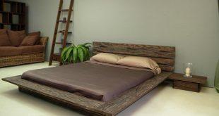 Modern Delta Low Profile Platform Bed low profile platform bed