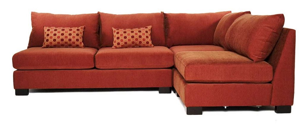 Luxury Armless Sectional Sofa With-Sleeper sleeper sectional sofa for small spaces