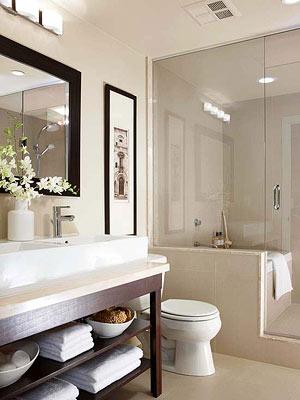 Luxury Decorating Idea No. 1: Inspire Tranquility master bathroom decor ideas