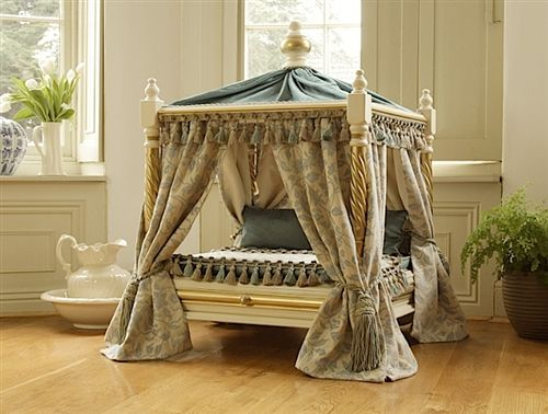 Photos of Luxury Versailles Pagoda Pet Bed luxury dog bed furniture