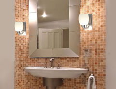 Luxury Hinkley Bathroom Lighting bathroom wall sconce lighting