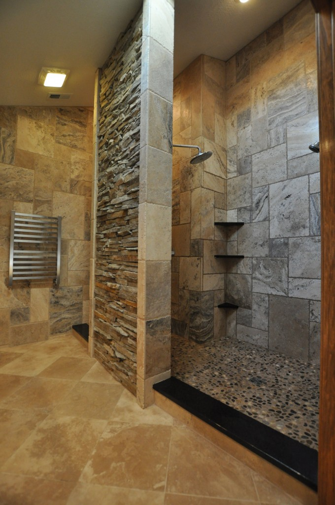 Walk in Showers: Class & Elegance for your bathroom decor
