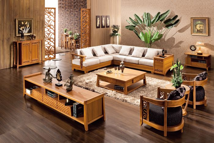 Luxury modern wooden sofa sets for living room - Google Search modern wooden sofa sets for living room