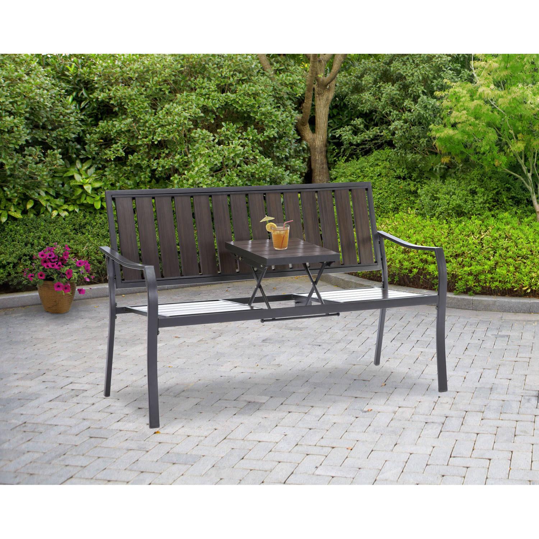 Luxury Patio Furniture - Walmart.com metal patio table
