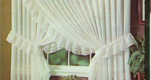 Luxury Priscilla curtains More priscilla curtains criss cross