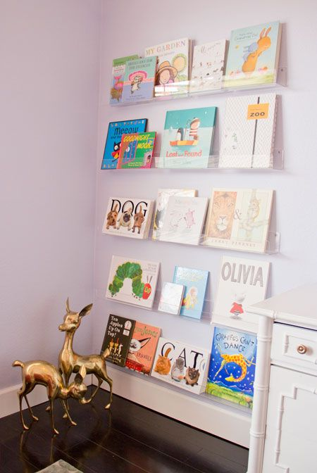 Luxury project: clear bookshelves for milas room bookshelves for kids
