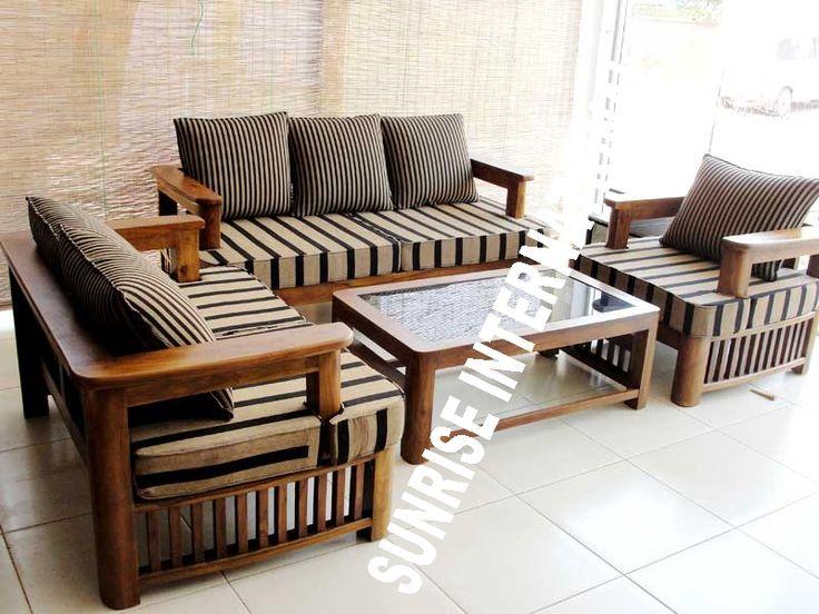Luxury Sofa Sets Wooden Sunrise International Wooden Sofa Sets u0026 L Shade Sofa wooden sofa designs