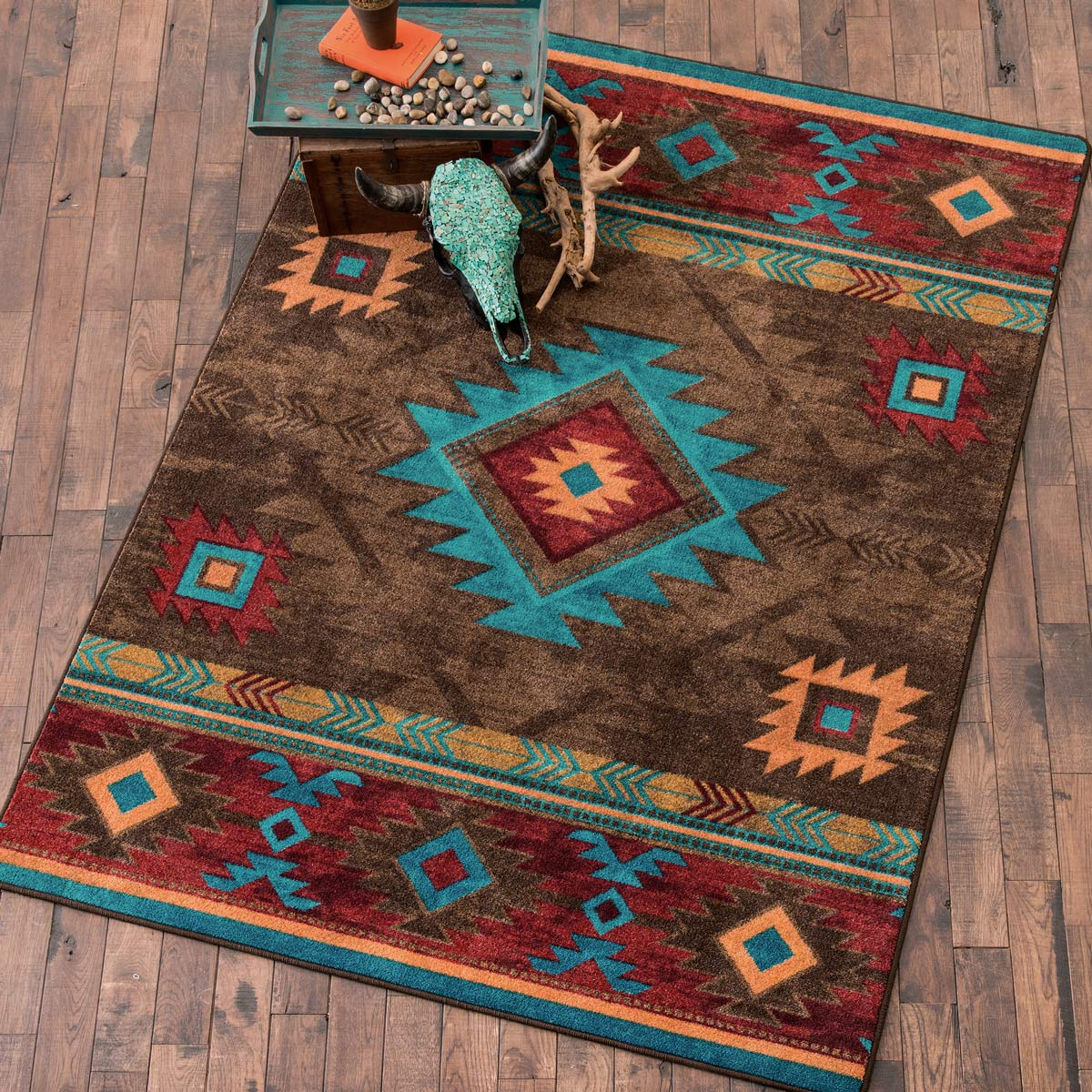 Luxury Southwestern Rugs for Classic Decor at Home southwestern area rugs