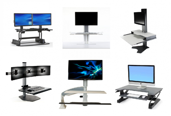 Luxury Standing Desk Converter Comparison Reviews sit stand desk converter