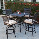 The bar height patio set to make your home look good