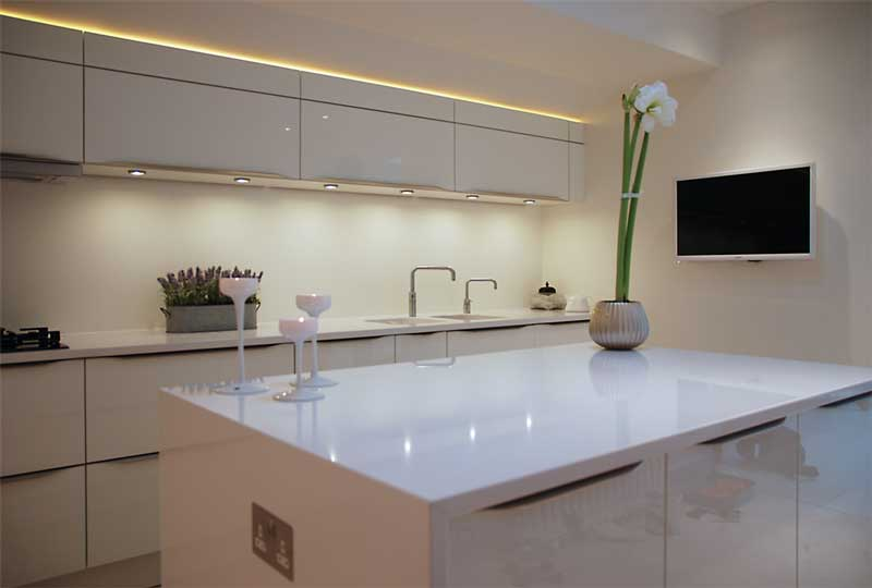 Luxury ... White Silestone Kitchen Worktops Silestone Kitchen. Kitchen ... white kitchen work tops