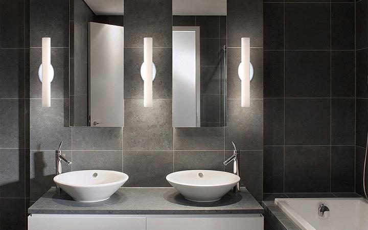 Master LED Bath + Vanity Lights led bathroom lights