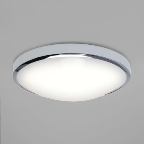 Master Osaka Polished Chrome LED Bathroom Ceiling Light 7831 led bathroom ceiling lights