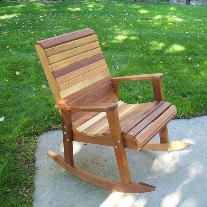 Master Outdoor rocking chair design - Outdoor Wooden Rocking Chairs - Wooden outdoor wooden rocking chairs