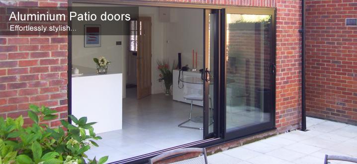 Master Paxtons - Aluminium Patio Doors - Saffron Walden 01799 527542 aluminium patio doors