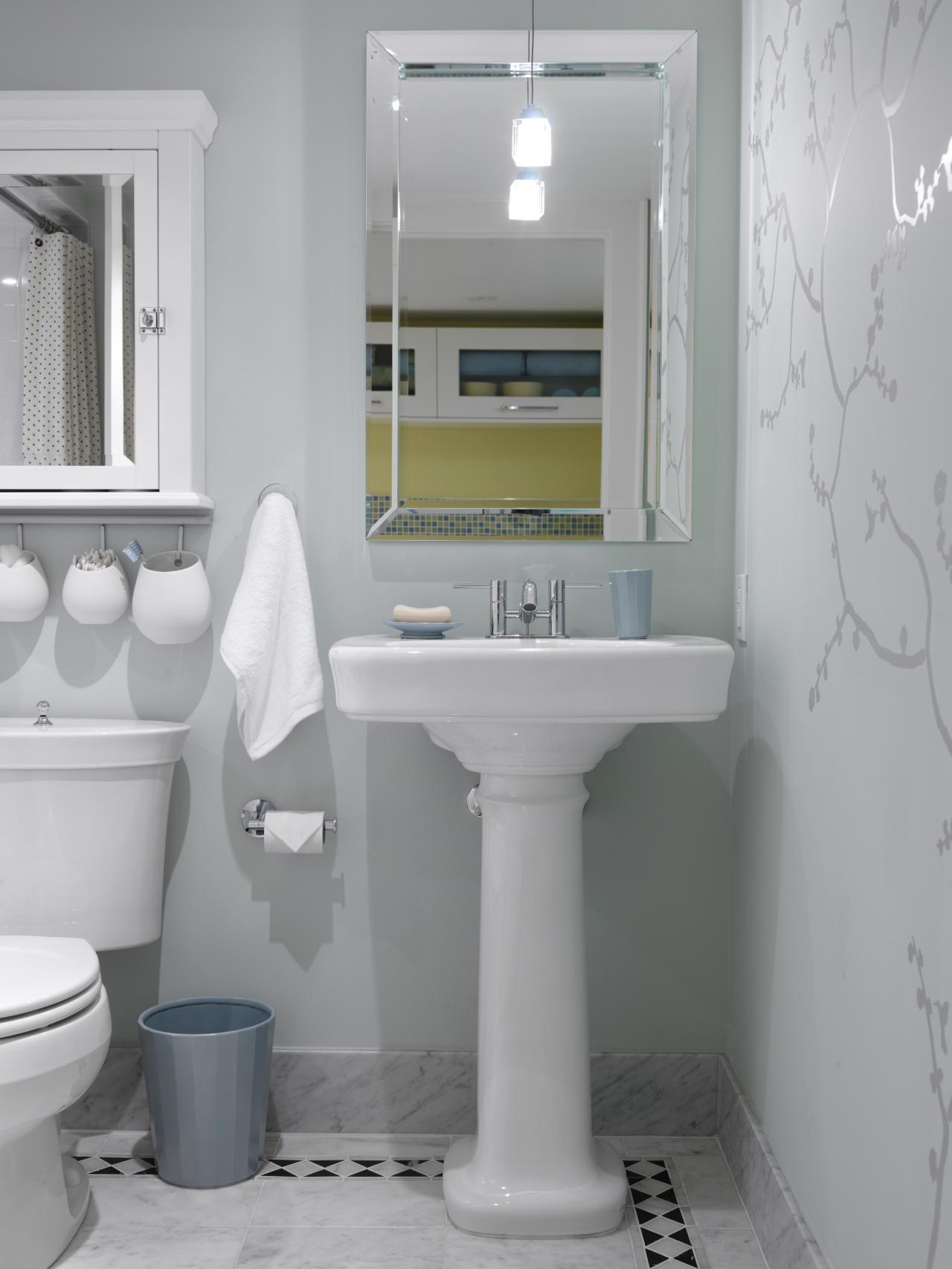 Master Tags: small bathroom decor ideas